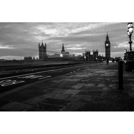 Westminster Bridge Mono