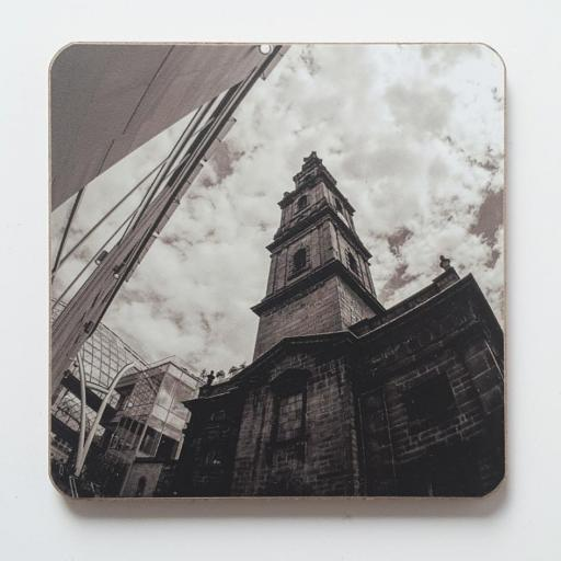 Leeds Trinity Church coaster