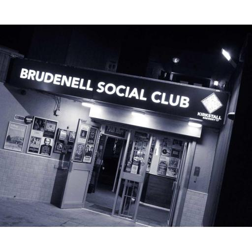 Brudenell Social Club art print