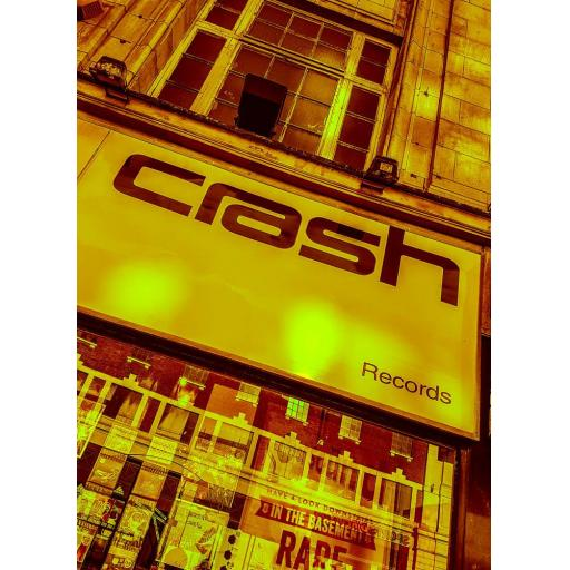 Crash Records print