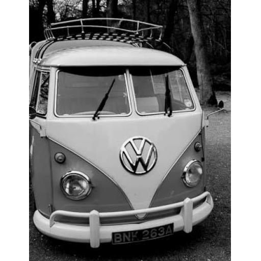 VW camper van - Strid wood print