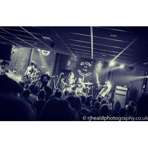 Pulled Apart by Horses - Brudenell