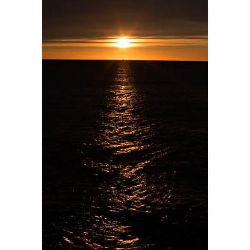 Sunrise ripple - Alicante
