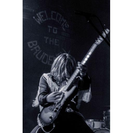Starcrawler guitarist print - Brudenell Social Club