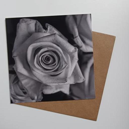 Roses art card