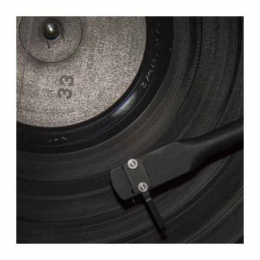 Vinyl Black print