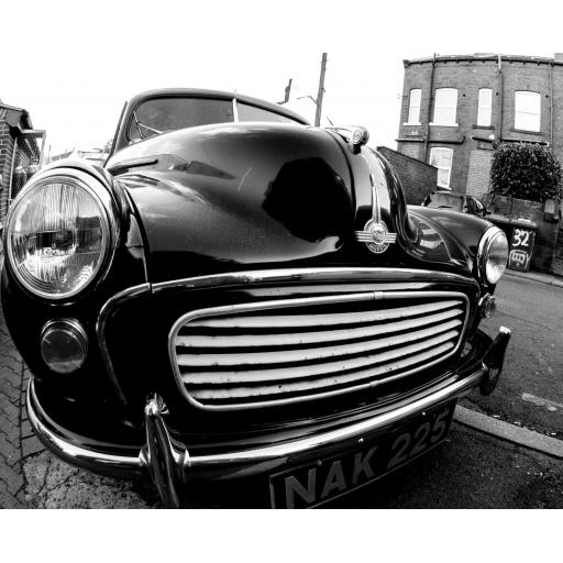 Morris Minor 32, Headingley