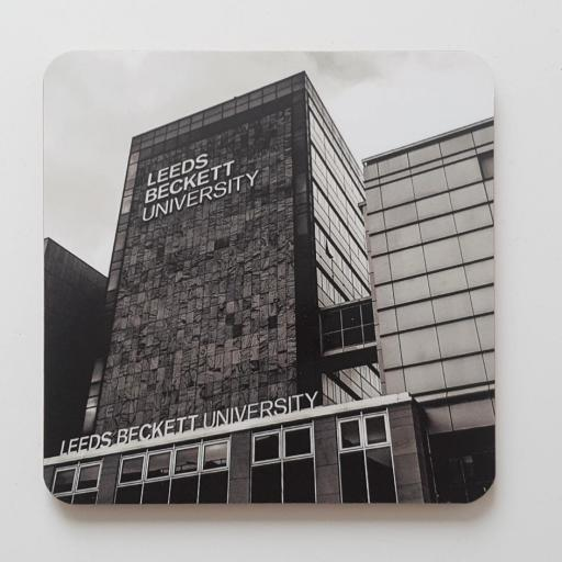 Leeds Becketts University coaster
