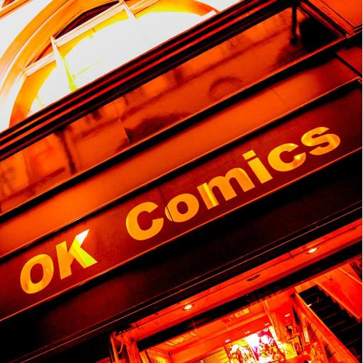 Ok Comics Red