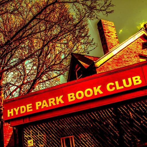 Hyde Park book club print