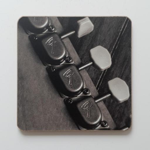 Fender Tuning Pegs coaster