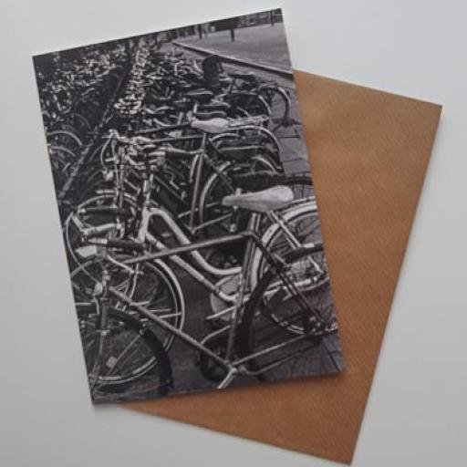Bruges Bikes card