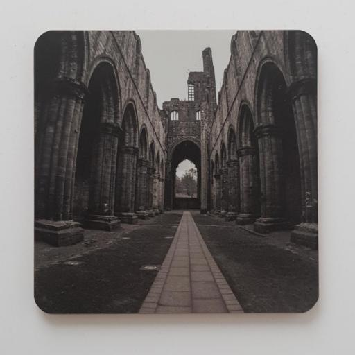 Kirkstall Abbey coaster