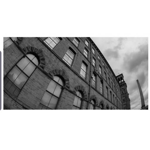 Salts mill Fisheye
