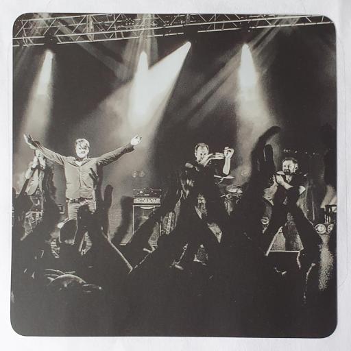 Suede coaster 3 - Leeds 02 Standing ovation