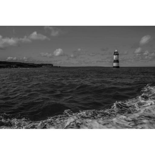 Beaumaris Lighthouse print