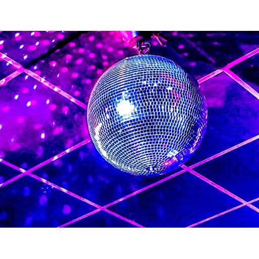 Disco Ball - Brudenell Social Club print