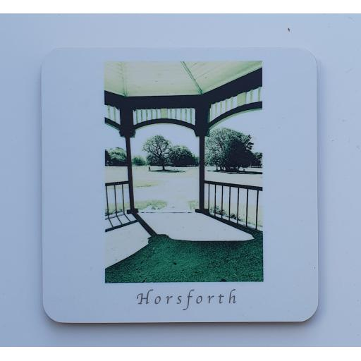 Horsforth Bandstand coaster