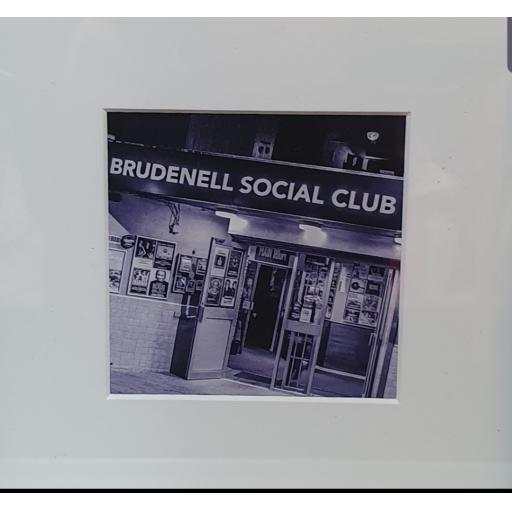 Brudenell Purple art print square