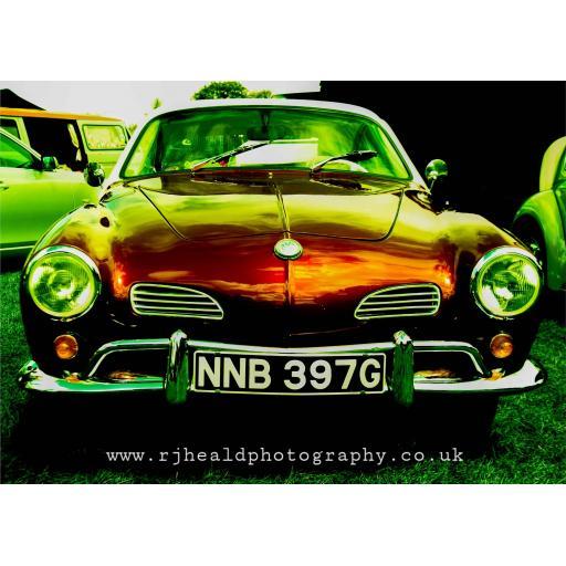 Vw Karmann Ghia Colour
